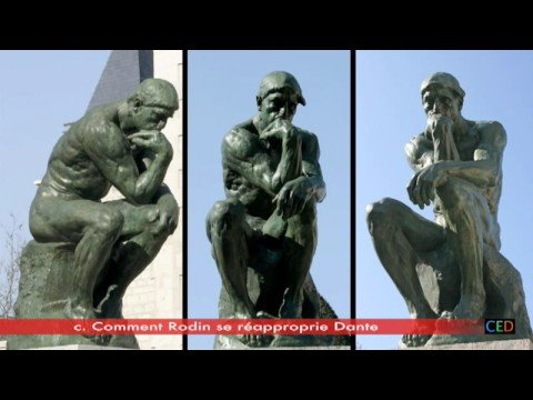 Auguste Rodin I : la Porte de l'Enfer - l'histoire d'une oeuvre maudite