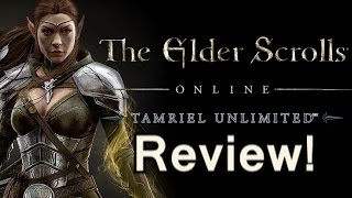 Elder Scrolls Online: Tamriel Unlimited Review/Impressions! (PS4/Xbox One)