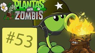 #53 - Последний живой Plants vs zombies - passage /Растения против зомби - прохождение