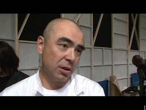 Exclusive interview with Dai Fujiwara for Issey Miyake