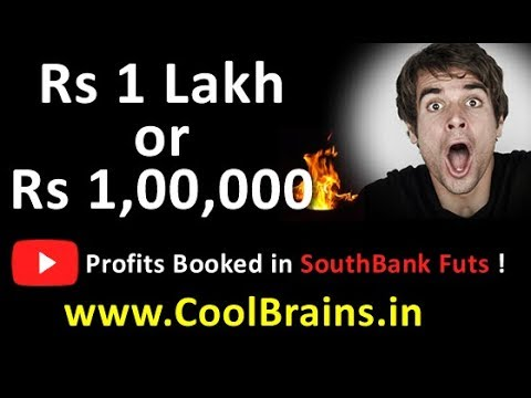 Positional Futures Trading / Covered Call Strategy / Options Writing / www.CoolBrains.in