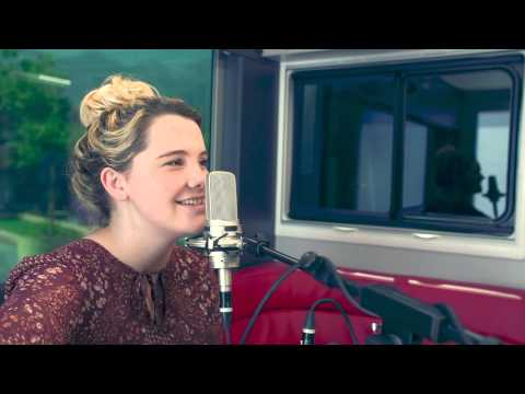 "Nuria Kofler - ""Drive Darling"" on John Lennon Bus @ Schaan LIFE Festival"