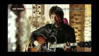 Noel Gallagher  ♫ Don