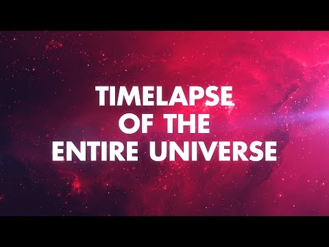 Watch the formation of the universe and Earth in this cool time-lapse video