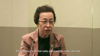 Prof Chay Oh Moh, SingHealth's First Female Emeritus Consultant