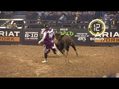 American Freestyle Bullfighting | 2019 Express Ranches Invitational Highlights