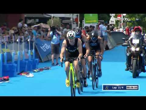 2019 Antwerp ITU Triathlon World Cup Elite men's race highlights