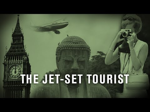 The Jet-Set Tourist I British Pathé