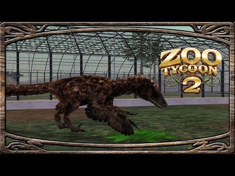 Zoo Tycoon 2 - Utahraptor