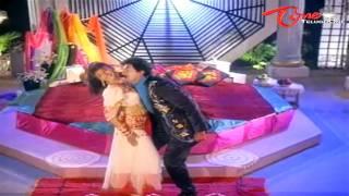 Ratha Saradhi Telugu Songs - Narmadhaa Nadhi Theeramlo - Raveena Tandon - Vinod Kumar
