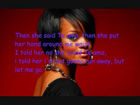 Ti Amo Lyrics