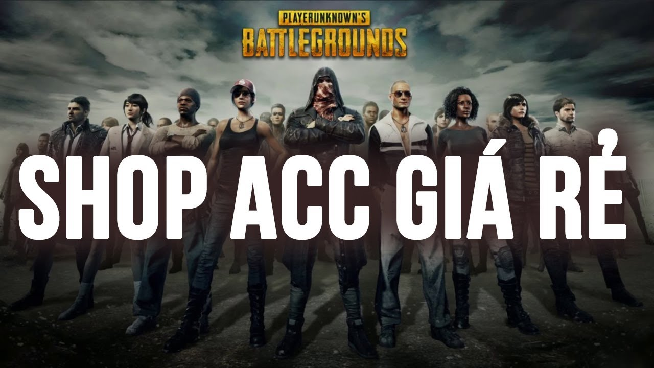 Hướng Dẫn Thuê ACC PUBG Giá Cực Hot 1000đ / 1 Giờ | ACCPUBG.COM