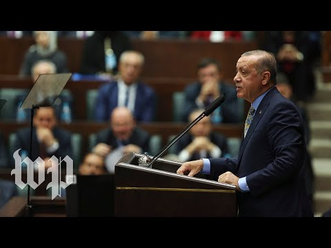 Erdogan's remarks on the Khashoggi murder investigation, in 4 minutes