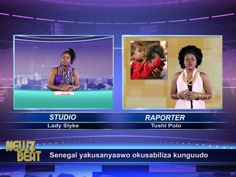 AG'OBUNTU:Senegal yakusanyaawo okusabiliza kunguudo(S3#42NewzBeat Uganda)
