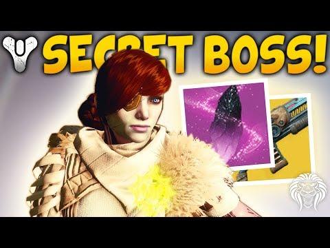 Destiny 2: SECRET FARSEER BOSS & STOLEN LOOT! Exotic Bounty, Infusion Trick & Hidden Queen Objective