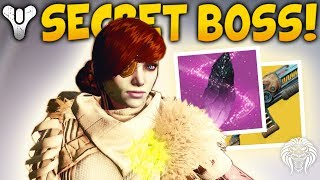 Destiny 2: SECRET FARSEER BOSS & STOLEN LOOT! Exotic Bounty, Infusion Trick & Hidden Queen Objective
