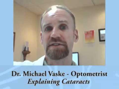 Cataracts By Michael J. Vaske Optometrist, Parker CO.