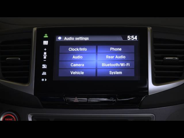 2016 Honda Pilot Tips & Tricks: SportsFlash Setup For Team Scores And Highlights
