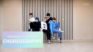 TXT (투모로우바이투게더) 2019 KBS 가요대축제 Performance Dance Practice