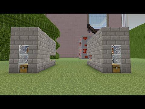 Tutorial / Automatische ^^ Chicken Farm ( 2 in 1 ) Gebratenes Hühnchen  / Minecraft / Ps4 / Deutsch