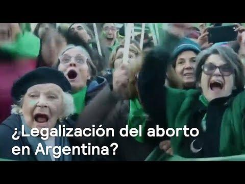 Argentina: despenalización del aborto se desinfla en el Senado - Foro Global