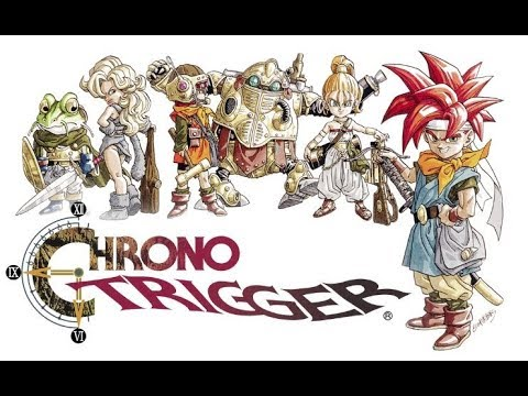 Chrono Trigger - Launch Trailer