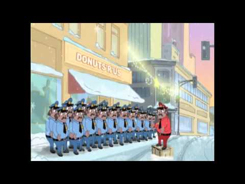 Phineas and Ferb - The Twelve Days of Christmas