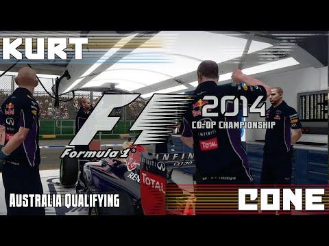 F12014 Co-Op W/ KurtJMac | Australia Qualifying | Monsoon Season