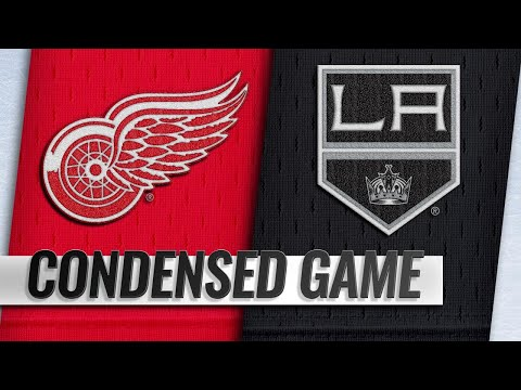 10/07/18 Condensed Game: Red Wings @ Kings