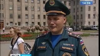 14 нових машин поповнили автопарк пожежної служби Іркутської області