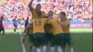 Австралия - Нидерланды 2:3. Все голы Австралия - Голландия(Австралия - Голландия 2:3. Все голы матча. Австралия - Нидерланды 2:3 Чемпионат мира 2014 в Бразилии Австралия..., 2014-06-19T12:19:38.000Z)