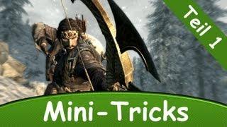 Repeat youtube video Skyrim | Die besten (Mini-) Tipps & Tricks für mehr Spielspaß [1]