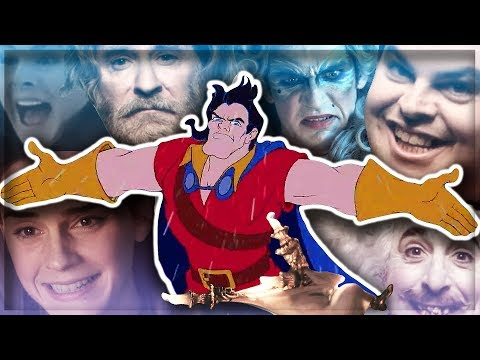 Beauty and the Beast (2017) is TRASH