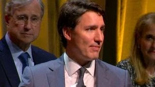 Justin Trudeau on competitive advantage of gender equality in business