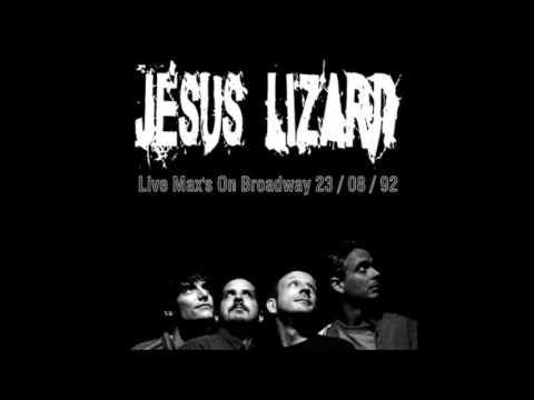 The Jesus Lizard - Live in Baltimore (1992) [Full Album]