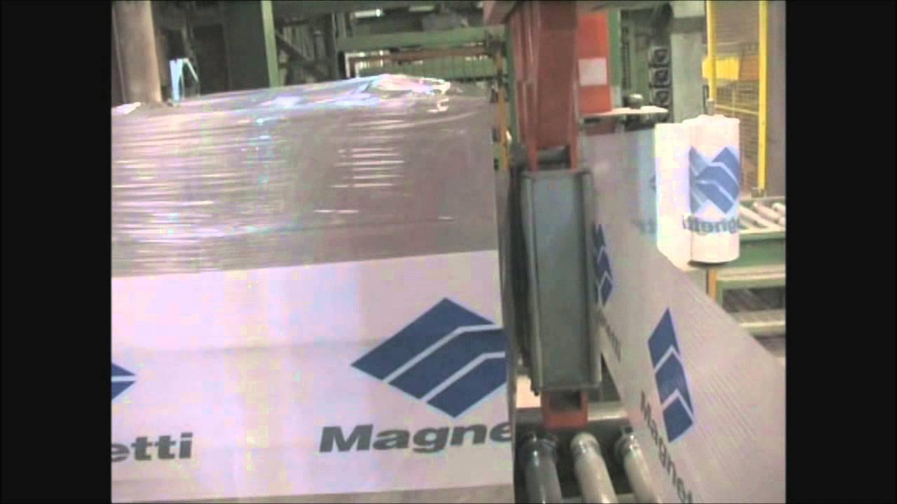 Bang Co Verpackungsmaschinen Bc Band 600 Youtube