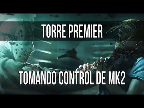 MKXL | Jason tomando control de Mortal Kombat 2
