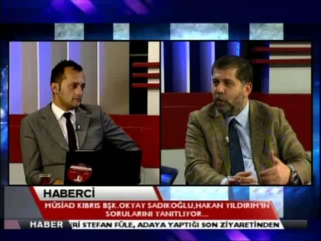 Okyay SadIkoğlu 09 04 2014 HABERCİ