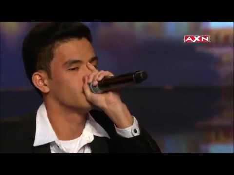  Beatbox Neil Amazes Everyone  Asia's Got Talent Episode  إستعمل 5 أصوات في أن واحد