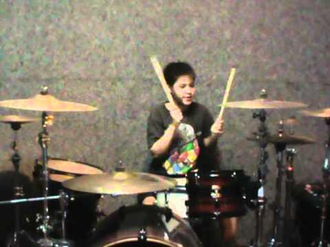 drum cover เพลง โดนของ เฟรม by dreammi