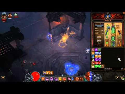 Diablo  S Dh Multishot Build