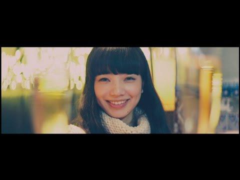 小松菜奈 SNOW SMILE CM スチル画像。CMを再生できます。