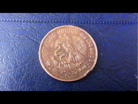 Conis : Mexican 20 Centavos 1971 Coin