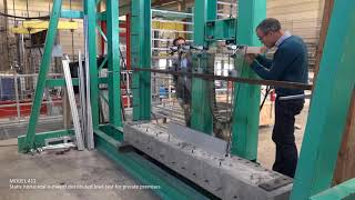 RIPO railing tests and certification