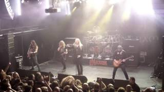 Saxon - Dogs Of War - Stockholm 2016