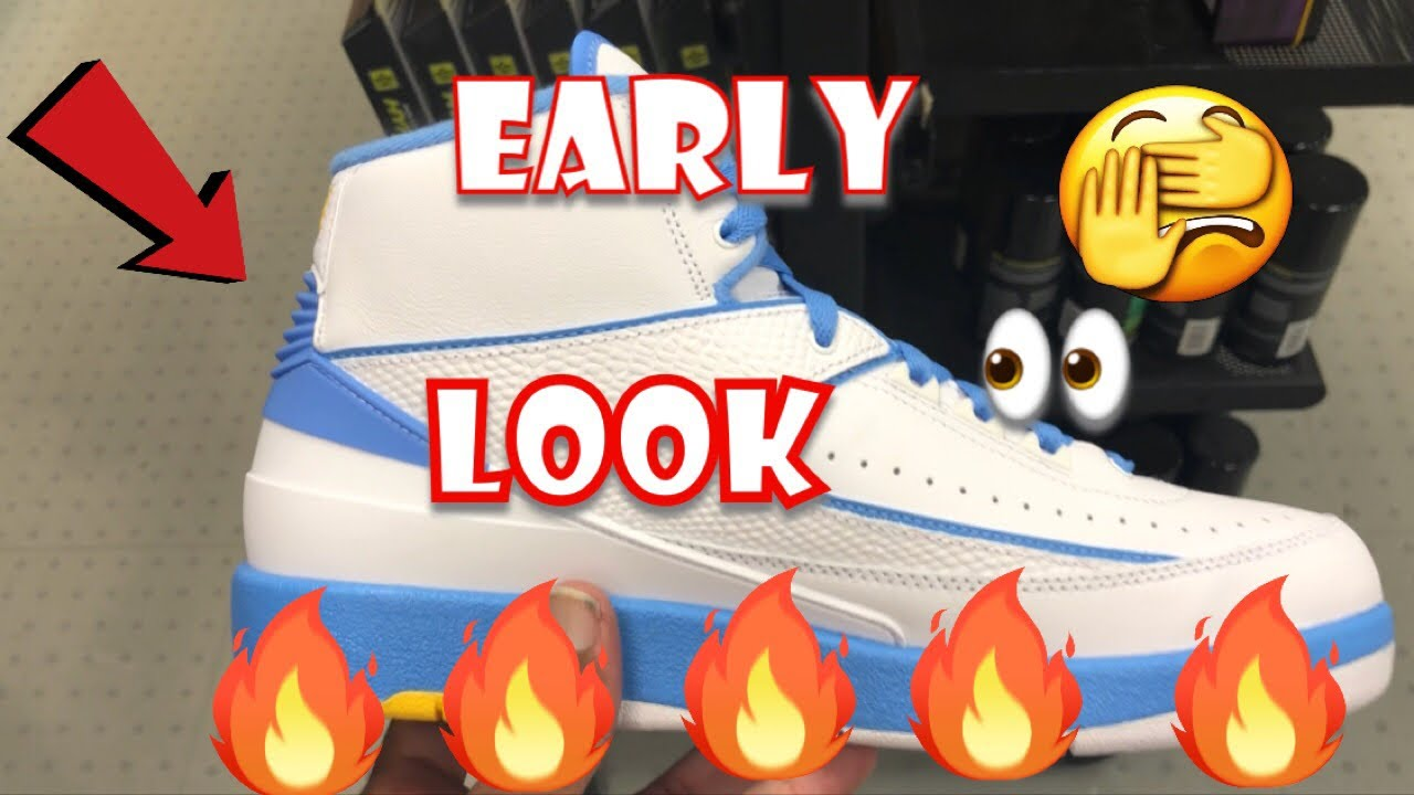 best sneakers 0962b fb838 Air Jordan 2 Melo In Hand Early Review! 100% Authentic (First On YouTube)  Release 6 9 2018!