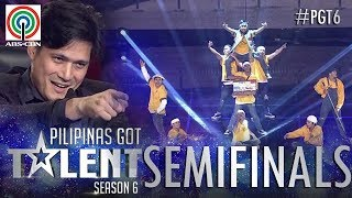 Pilipinas Got Talent 2018 Semifinals: Xtreme Dancers - Dance