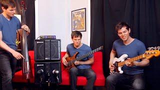 GENZLER Magellan 350 Combo Bass Amp DEMO by Nathan Navarro