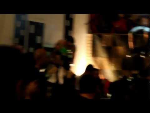 Letlive *New Song* 8-9-2012 in Los Angeles, CA