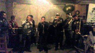 Banda Tierra Dorada de Mauro Olivera